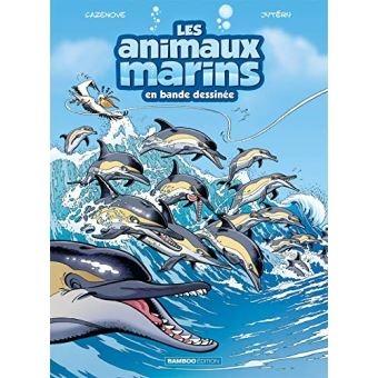 Les animaux marins en BD - Tome 05 : Les Animaux marins en BD