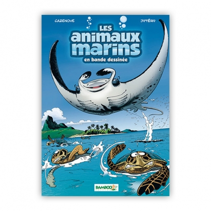 BD Animaux MArins Tome 3