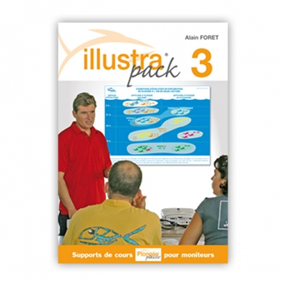 Illustra pack III CDROM