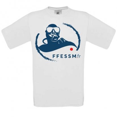 T-shirt plongeur - enfant