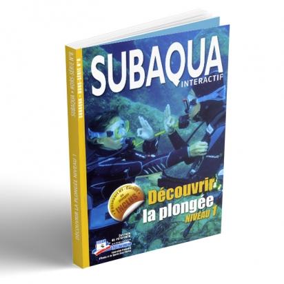 Hors série Subaqua  N° 8 - Découvrir la plongée niv 1