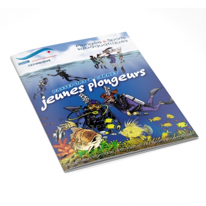 Passeport & carnet jeunes plongeurs
