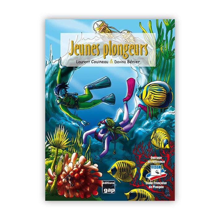 Jeunes plongeurs - Bande dessinée