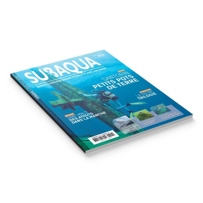 Subaqua N° 253