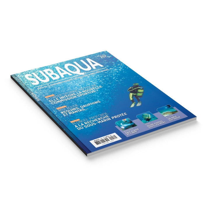 Subaqua N° 257