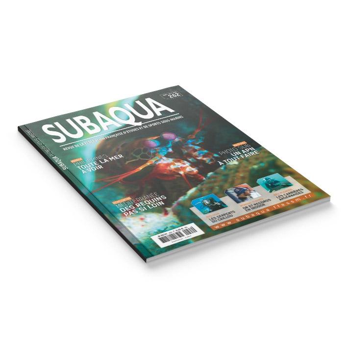 Subaqua N° 262
