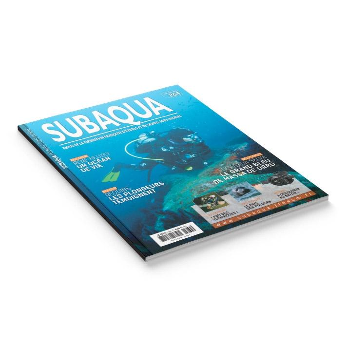 Subaqua N° 264