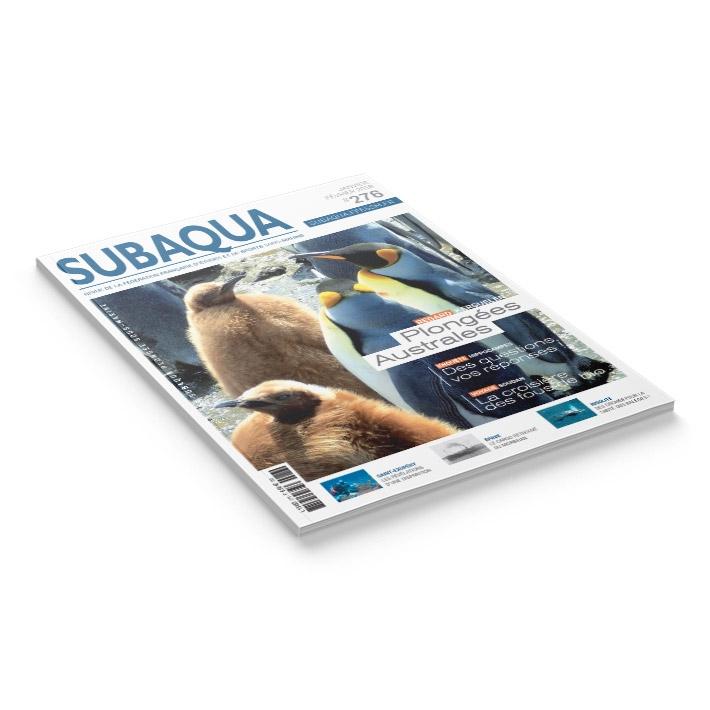 Subaqua N° 276