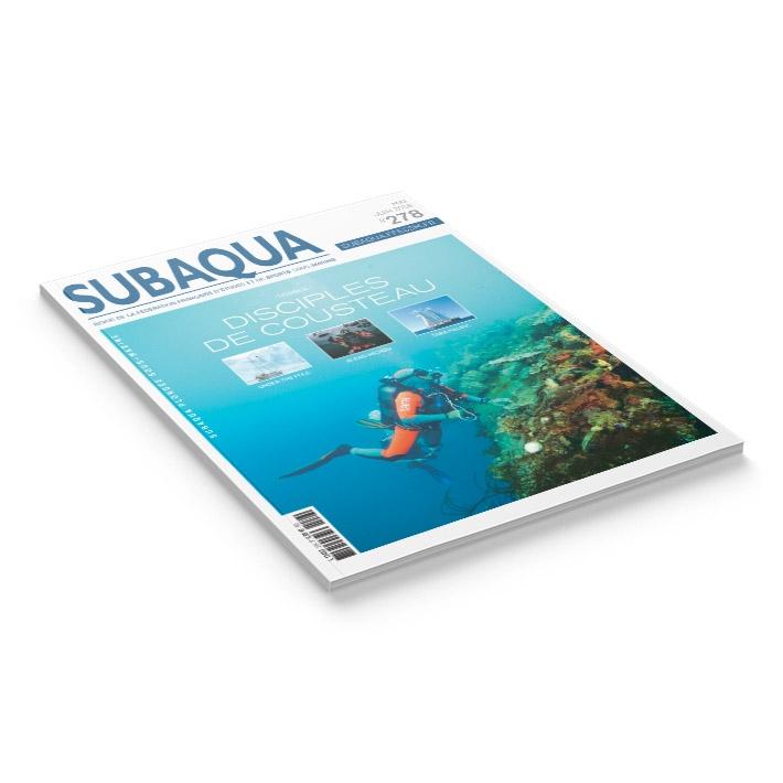 Subaqua N° 278