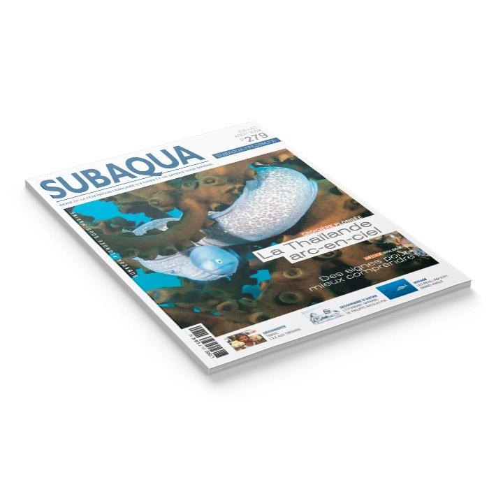 Subaqua N° 279